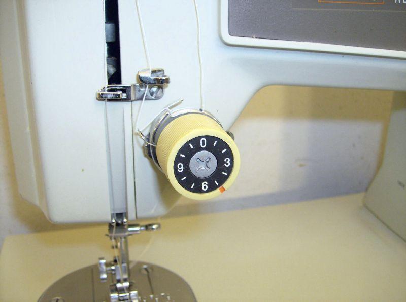 Máquina de coser industriales de la fuerza de servicio